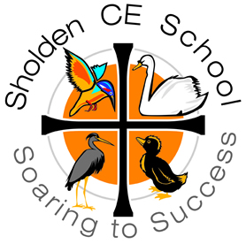 sholden school logo design