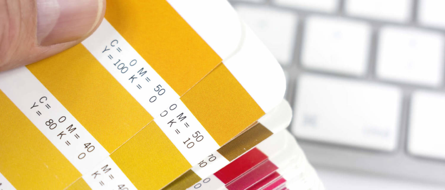print designers in kent, colour swatches