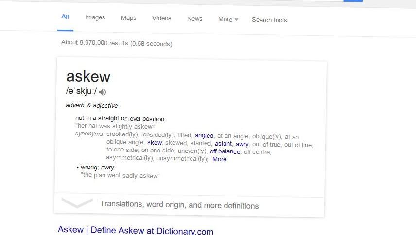 askew google search