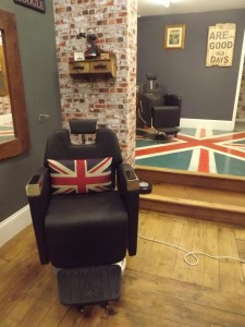 new website for deal barbers shop