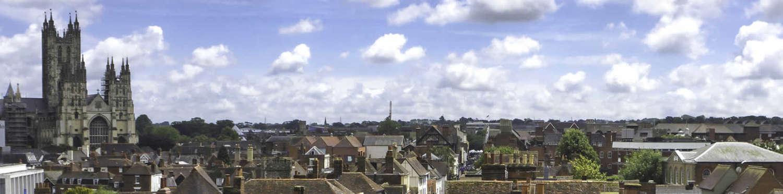 Canterbury city scape