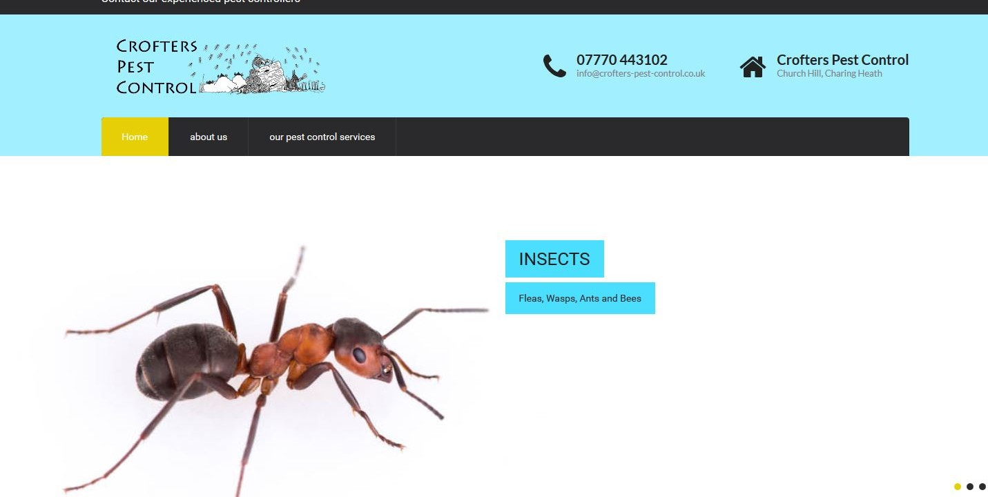 crofters website