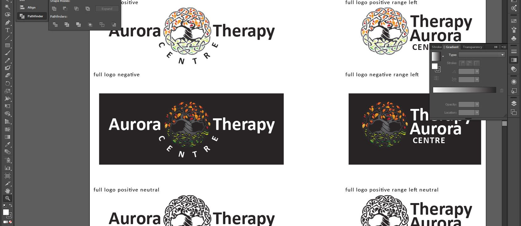 logo design for therapy centre