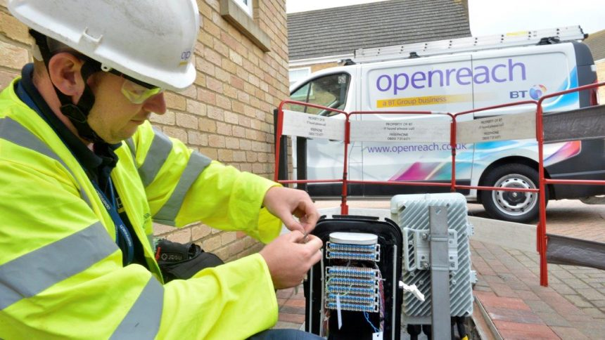 BT ofcom split