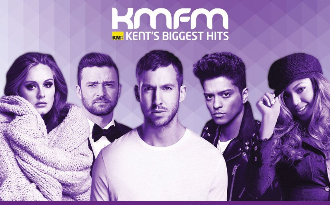 KM FM radio advetising