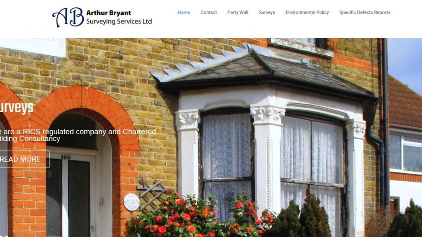 Arthur Bryant new website