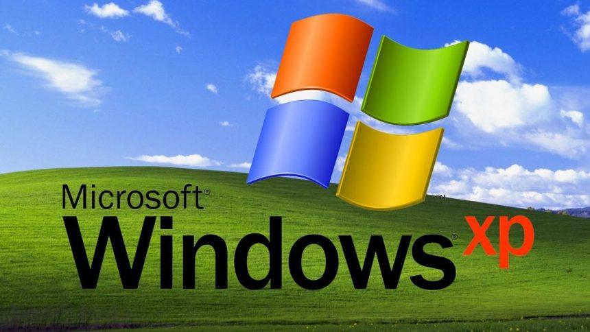 windows XP cyber attack