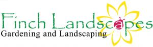 Finch Landscapes new logo design