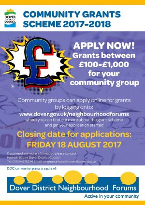 DDC-Community-Grant-Scheme-Poster-2017-18