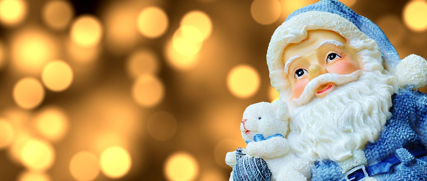 father christmas web design