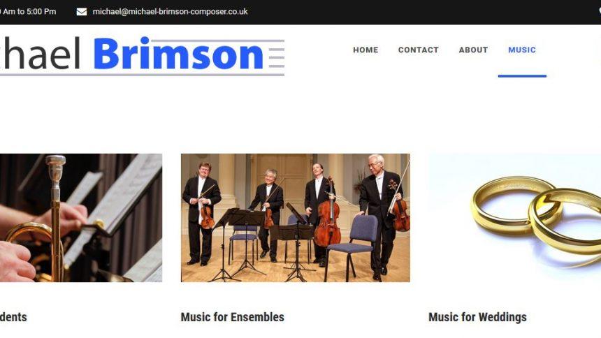 michael brimson musician and composer website