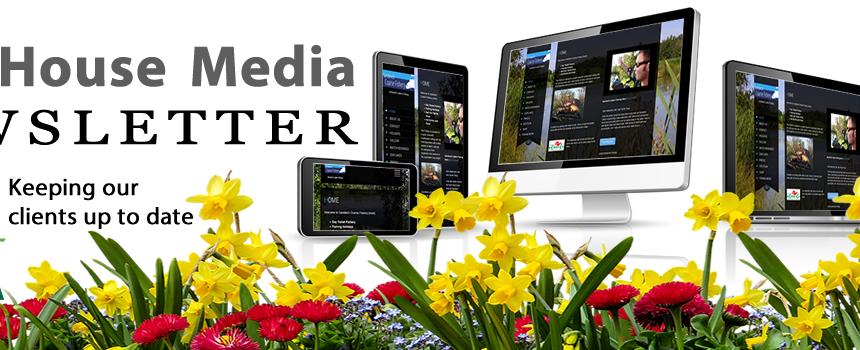 web designers newsletter