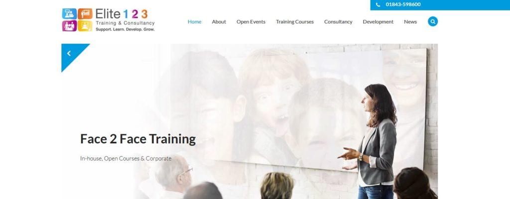 Website Designer East Kent - WordPress websites from £450