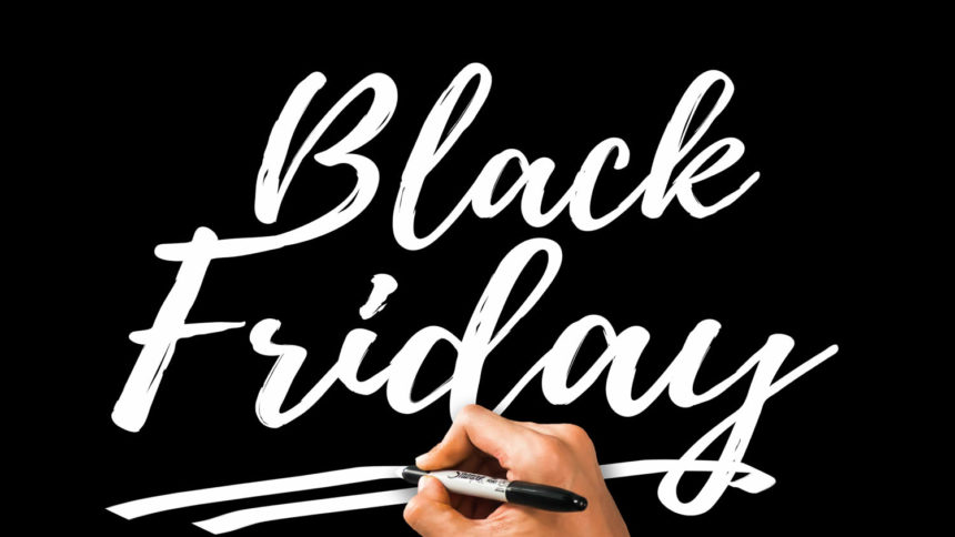 black-friday-website design special offer