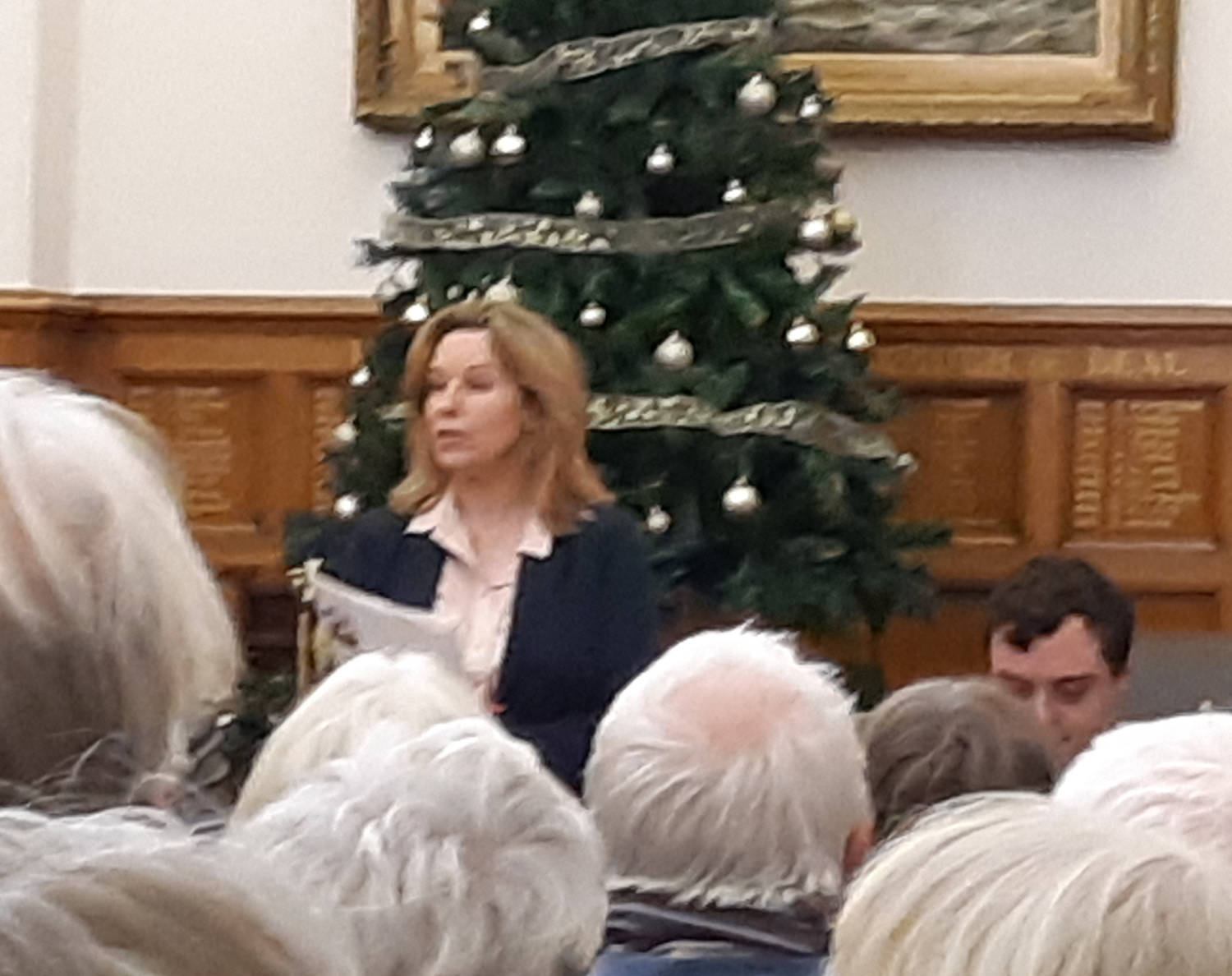 Conservative - Natalie Elphicke Deal Town Hall