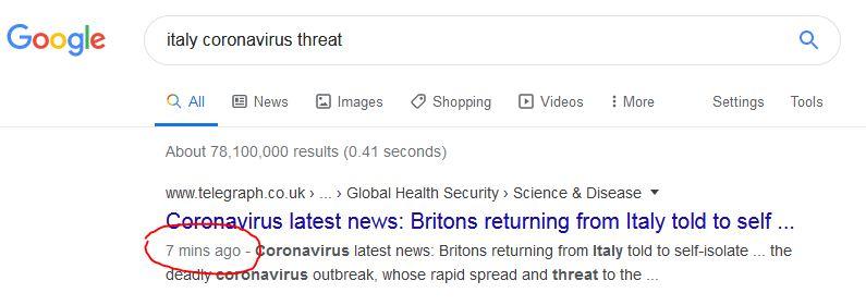 google qdf result