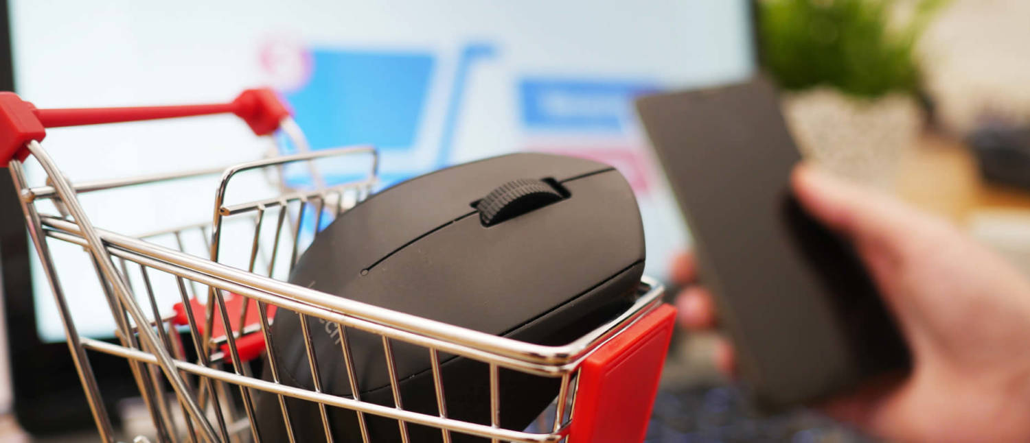 On-line shopping and services enquiries surge