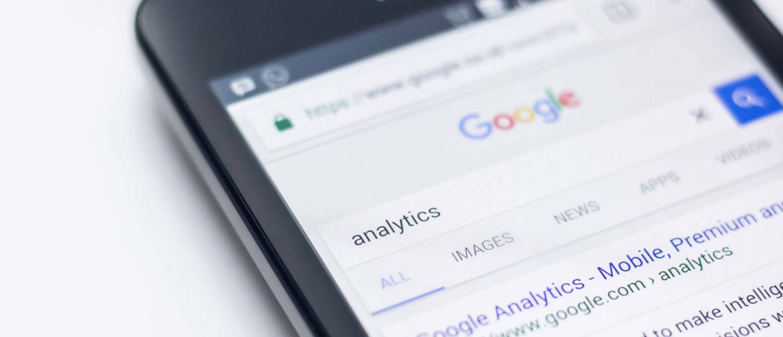 holistic website design google search in kent