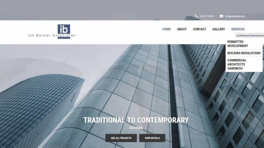 website client lands planning application