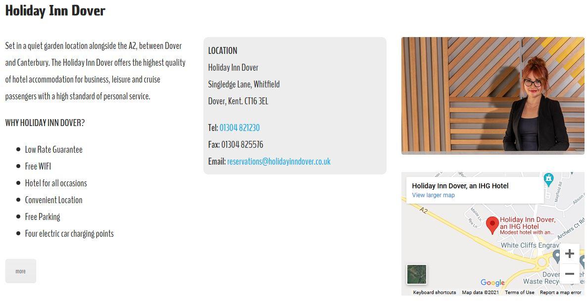 leaf group hotels in kent new wordpress web page design